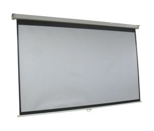 80 in. Manual Projection Screen NEW for Sale in Lawndale, CA