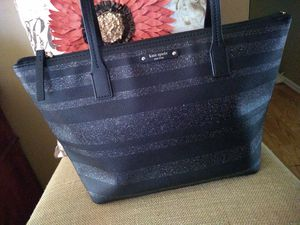 Kate Spade Black Purse in Good Conditions, Super Clean,!!! for Sale in Glendale Heights, IL
