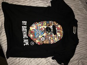 Bape size M fits like small resell for Sale in TN OF TONA, NY