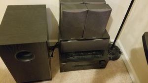 Onkyo TX-SR353 surround system for Sale in Murfreesboro, TN