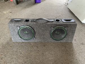 "Ex Condition 8""each built in Stereo Speakers.Great for Cars,Trucks. for Sale in Sunbury, PA"