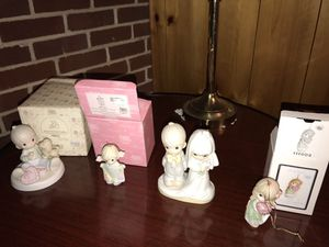 Precious moments figurines for Sale in Columbus, OH
