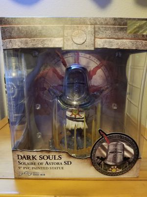Solaire collectible statue Dark Souls for Sale in Hillsboro, OR