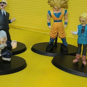 Dragon Ball z Statues for Sale in Los Angeles, CA