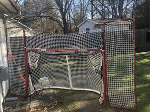Hockey net and surrounding nets for Sale in High Point, NC
