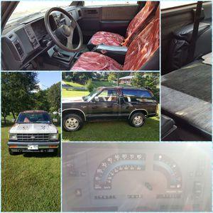 1989 Chevy Blazer for Sale in Lithia Springs, GA