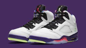 """Jordan retro 5 """"bel airs"""" for Sale in Newport News, VA"""