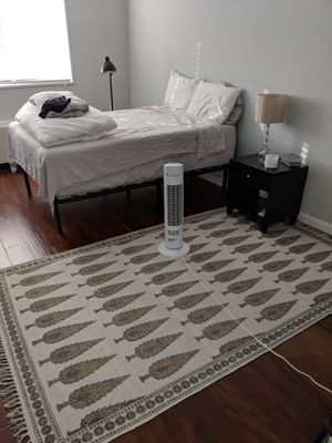 Memory foam mattress and bed frame for Sale in Alexandria, VA