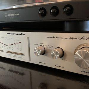 Vintage Marantz Amp for Sale in San Marino, CA