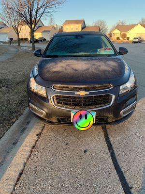 2015 Chevy Cruze Lt Turbo for Sale in Romeoville, IL