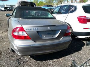 Parting out a 2006 Mercedes CLK 350 for Sale in Warren, MI