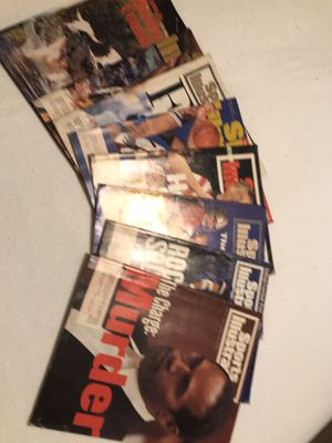 Sport illustrated magazines for Sale in Metairie, LA