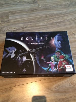 Eclipse board game for Sale in Chicago, IL