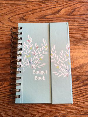 Budget book for Sale in Davenport, NE