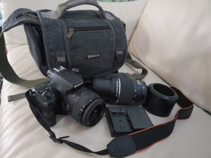 Sony a58 DSLR camera for Sale in Granby, CT