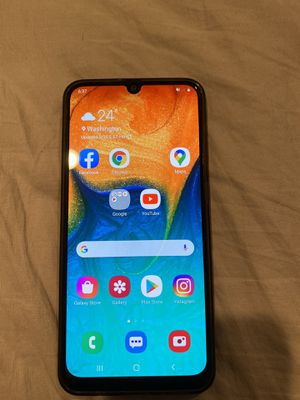 Samsung Galaxy A30. Factory unlocked. for Sale in Washington, DC