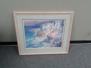 Picture Frame (One Large Picture Frame) for Sale in Santa Ana, CA