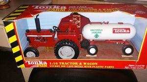 Brand new diecast metal Tonka farming tractor for Sale in Phoenix, AZ