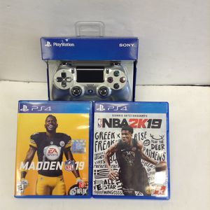 Games Only PS4 for Sale in Denver, CO