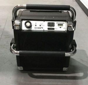 Portable Ion Speaker Sound Parlante Corneta Bluetooth Sonido IPA30B for Sale in Miami, FL