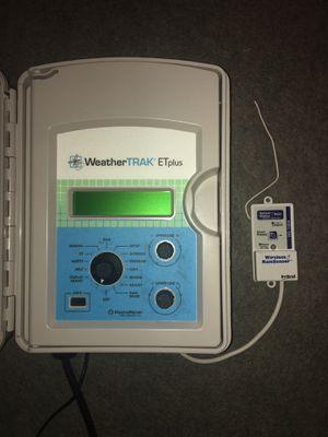 WeatherTrak ET PLUS 9 Irrigation Controller Drought (327) for Sale in Riverside, CA