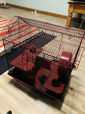 Cage for hamster for Sale in Columbus, OH