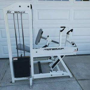 Rowing Gym Machine Fitness Exercise 250 Pounds Body Masters 213 for Sale in Victorville, CA
