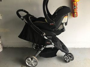 Stroller Bfitax with car seat for Sale in Lorton, VA