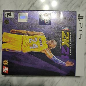 PS5/PS4 2k21 Mamba Edition for Sale in Dinuba, CA