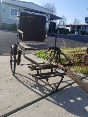 1800's buggy **Negotiable ** for Sale in Gilroy, CA