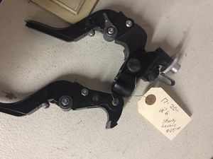 Yamaha R6 08-20 Shorty Levers for Sale in Garden Grove, CA