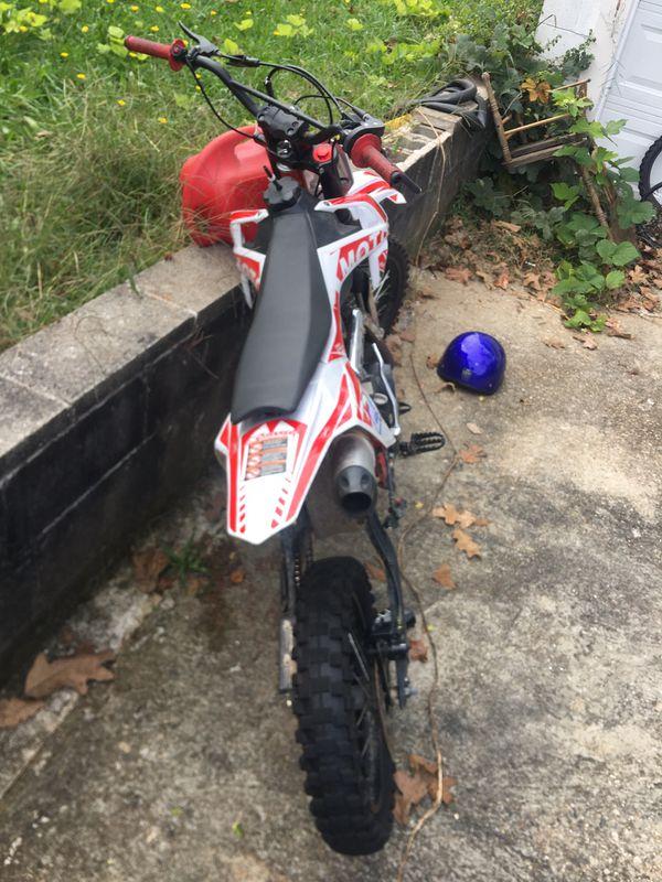 125 cc dirtbike