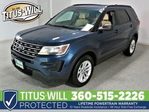 2016 Ford Explorer for Sale in Lacey, WA