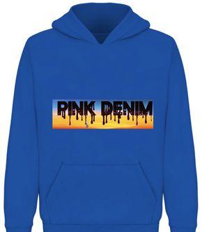 Pink denim hoodie limited 🔥🔥🔥 for Sale in Portland, OR