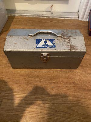 Metal tool box for Sale in San Antonio, TX