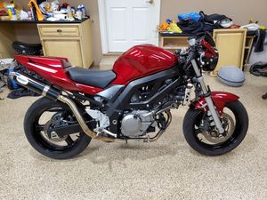 2007 Sv650 ONLY 3,000 MILES!! for Sale in West Covina, CA