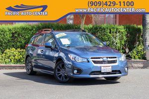 2012 Subaru Impreza for Sale in Fontana, CA