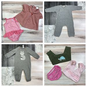 Assorted Girls Baby Clothes 9M for Sale in Gilbert, AZ