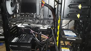gaming pc,monitor,mouse and keyboard, and wifi card for Sale in New Port Richey, FL