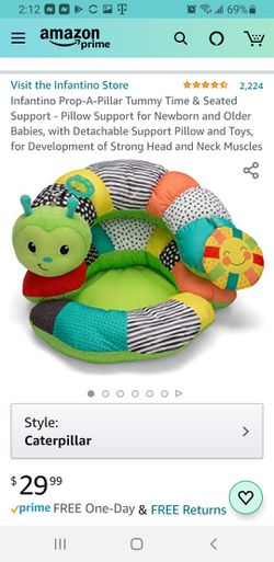 Tummy time for baby for Sale in Miami,  FL