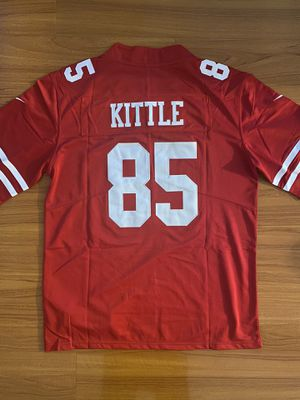 George Kittle San Francisco 49ers Nike NFL Stitched Football Jersey for Sale in West Covina, CA