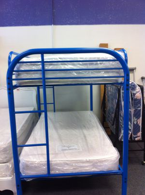 Twin mattresses for bunk beds $99.99 each for Sale in Tulare, CA