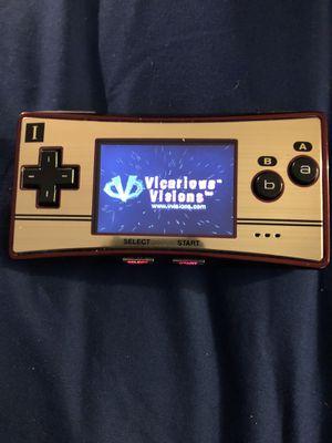 20th Anniversary Nintendo Game Boy Micro for Sale in Sarasota, FL