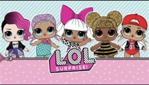 LOL Suprise Dolls, LOL Glamper and lots of accessories! for Sale in Temecula, CA
