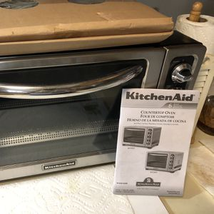 Kitchen aid Countertop oven for Sale in Mechanicsburg, PA