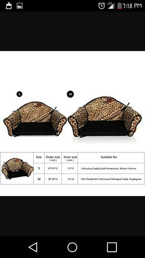 Dog SOFA or Cat bed for Sale in Fontana, CA