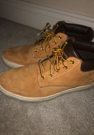 Timberland work boots size 9 for Sale in Sloan, NV
