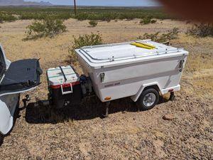 Kompack kamp tent trailer. for Sale in Union City, NJ