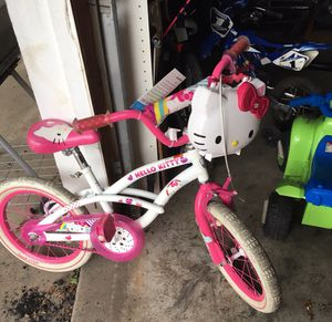 Hello kitty bike for Sale in Wichita, KS