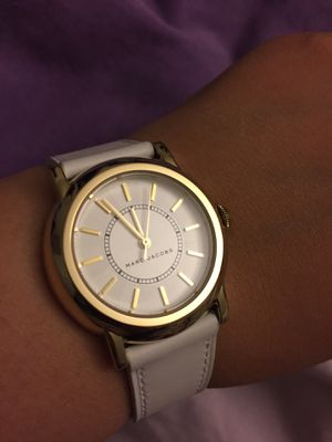 Marc Jacobs White Watch for Sale in Washington, DC